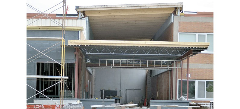 Lakeaires Elementary School, ISD 624, White Bear Lake, MN